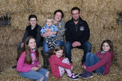 Pembrokeshire Lamb Lewis Family